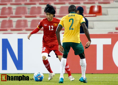 U23 Việt Nam: 20 phút làm Tuấn Anh thêm buồn - 7