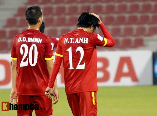 U23 Việt Nam: 20 phút làm Tuấn Anh thêm buồn - 11