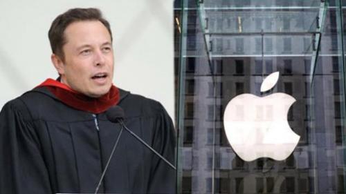 Apple có dấu hiệu phát triển xe điện tự lái - 1