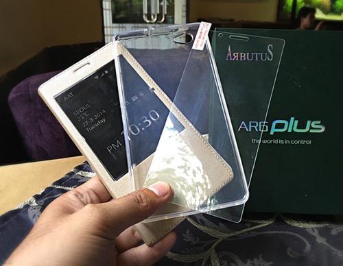 Arbutus AR6 Plus – Phablet Nhật gây sốt cộng đồng mạng giá chưa đến 2,2 triệu - 4