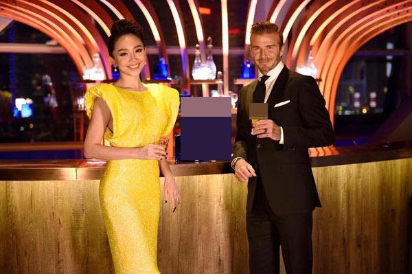 Váy hot nhất tuần: Đầm Tóc Tiên mặc khi gặp Beckham - 2