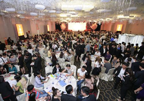 Mở bán thành công Dream Home Palace: 450 căn hộ chính thức đã có chủ - 1