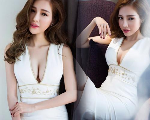 Elly Trần khoe đường cong nóng bỏng sau sinh 2 tháng - 3