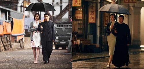 'Vợ chồng Diệp Vấn' ngao du trên phố Hà Nội - 5