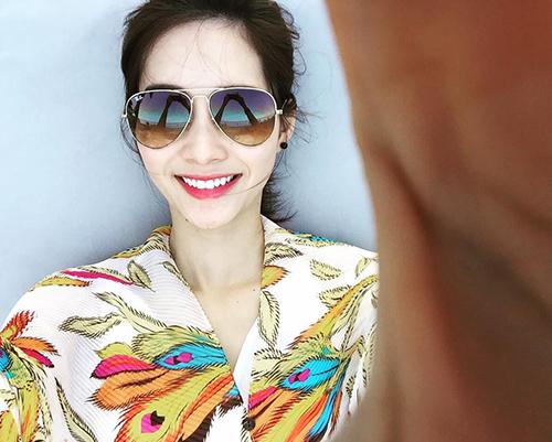 Facebook sao 18/1: Elly Trần khoe ảnh con trai bảnh bao - 9