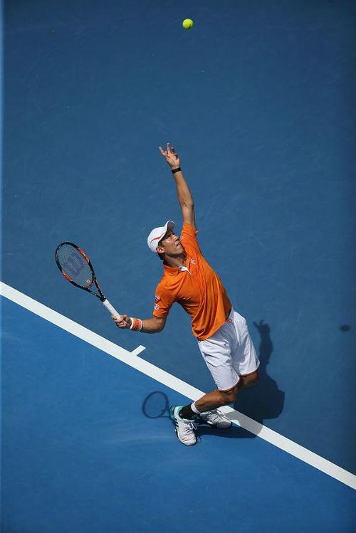 Australian Open ngày 1: Nishikori khởi đầu thuận lợi - 3