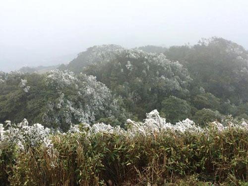 Miền Bắc sắp đón rét kỷ lục, có thể xuất hiện mưa tuyết - 1