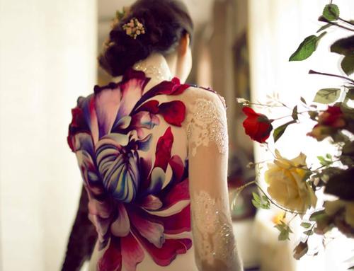Trang Nhung rạng ngời hạnh phúc trong lễ vu quy - 5