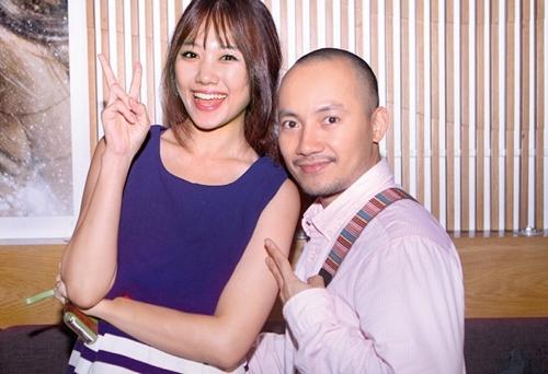 Hari Won xác nhận chia tay Tiến Đạt sau 9 năm yêu nhau - 1