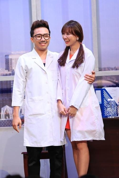 Hari Won xác nhận chia tay Tiến Đạt sau 9 năm yêu nhau - 2