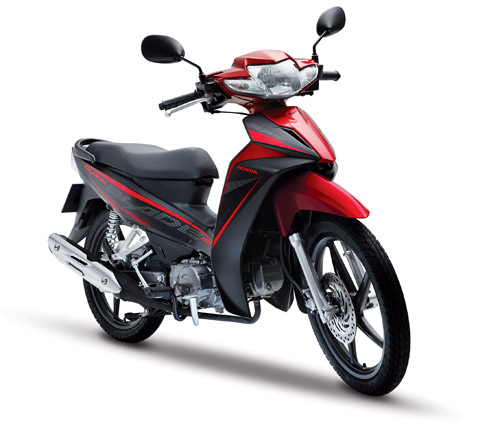 Honda trình làng xe số Blade 110 phiên bản mới - 2
