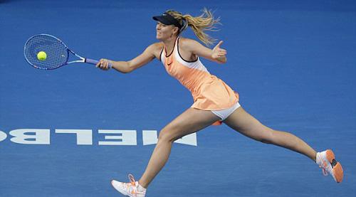 Sharapova - Hibino: Đẳng cấp chênh lệch (V1 Australian Open) - 1