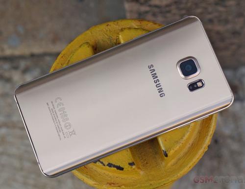 Galaxy Note 5 phiên bản 2 SIM chính thức lên kệ - 1