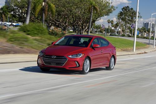 Công bố giá Hyundai Elantra 2017 - 2