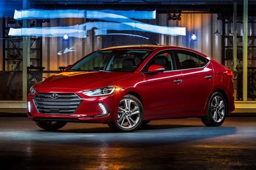 Công bố giá Hyundai Elantra 2017 - 3