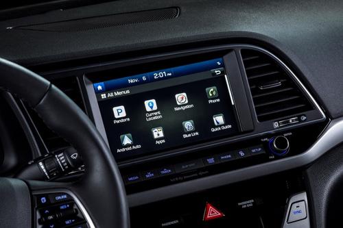 Công bố giá Hyundai Elantra 2017 - 11