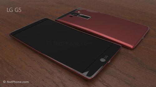 LG G5 sẽ trình làng tại Triển lãm di động lớn nhất thế giới - 2