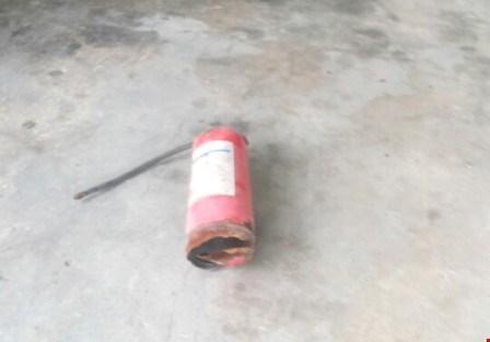 Liên tiếp 2 vụ nổ bình chữa cháy trong xe ô tô - 3