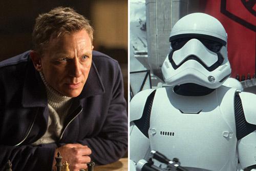 Những sao nổi tiếng xuất hiện bí ẩn trong 'Star Wars 7' - 1