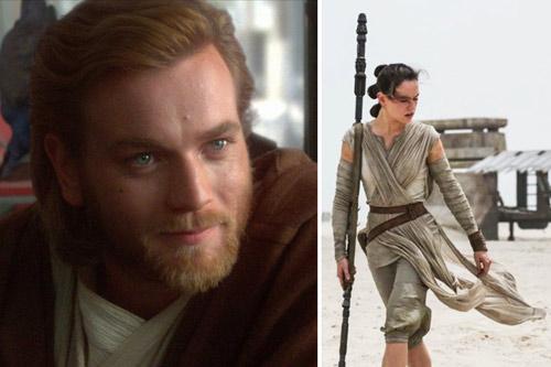 Những sao nổi tiếng xuất hiện bí ẩn trong 'Star Wars 7' - 4
