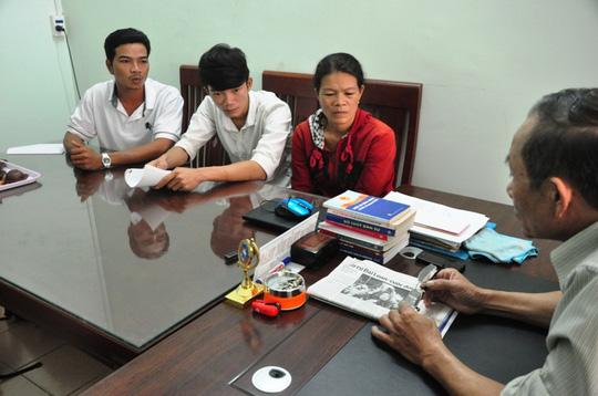 Vụ HS uống thuốc diệt cỏ: Gia đình nhờ luật sư hỗ trợ - 1