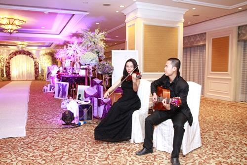Trang Nhung lộng lẫy trong 'tiệc cưới 5 sao' - 8