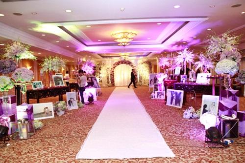 Trang Nhung lộng lẫy trong 'tiệc cưới 5 sao' - 7