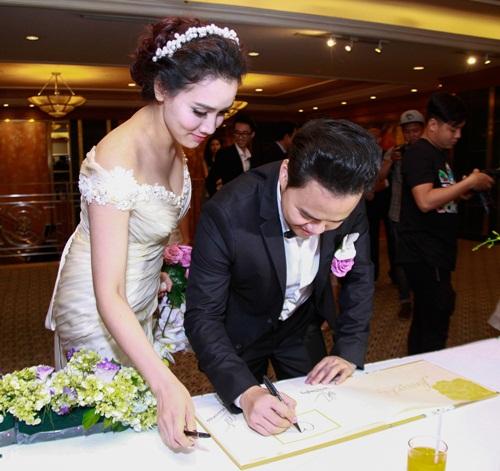 Trang Nhung lộng lẫy trong 'tiệc cưới 5 sao' - 3