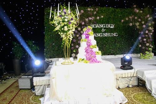 Trang Nhung lộng lẫy trong 'tiệc cưới 5 sao' - 10