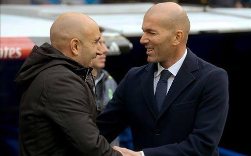 Real & B-B-C thăng hoa: Tinh tường như Zidane - 2
