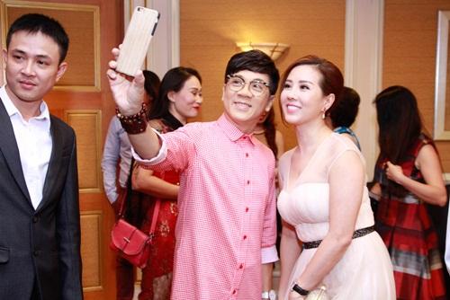 Thúy Hạnh 'đụng' phong cách với cô dâu Trang Nhung - 8