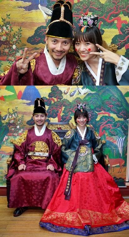 Những khoảnh khắc tình tứ đã qua của Hari Won, Tiến Đạt - 8