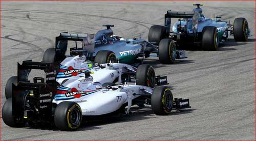 F1 2016: Khi Williams muốn chiến thắng - 1