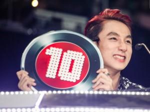 Ca nhạc - MTV - Sơn Tùng làm 'hoa hậu thân thiện' tại 'The Remix'