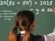 Giáo dục - du học - Bài toán 'huyền bí': Từ cỡ giầy tính ra số tuổi