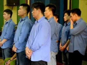 """An ninh Xã hội - Băng nhóm """"Tý điên"""" bảo kê bến xe Miền Đông sắp hầu tòa"""