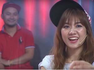 Đời sống Showbiz - Clip Hari Won 'bêu xấu' Tiến Đạt trên sóng truyền hình