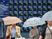 Tài chính - Bất động sản - Chứng khoán châu Á đầu tuần thê thảm bằng mức 2011
