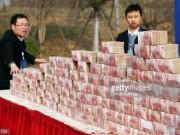 """Tài chính - Bất động sản - Đại gia xây dựng thưởng tết cả """"núi"""" tiền cho công nhân"""