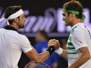 Thể thao - Federer – Basilashvili: Khởi đầu như mơ (V1 Australian Open)
