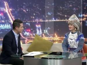 Gặp cô gái giải Nhất cuộc thi 'Người đẹp dân tộc Mông'