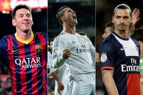 Ibrahimovic: Ông vua không ngai của làng bóng đá - 1