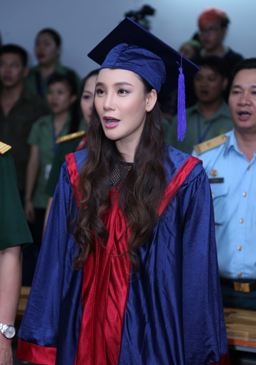 Hồ Quỳnh Hương lần đầu làm giảng viên - 3