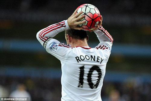 """Rooney: Số """"9 rưỡi"""" hoàn hảo cho MU - 2"""