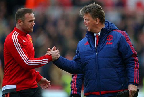 """Rooney: Số """"9 rưỡi"""" hoàn hảo cho MU - 1"""