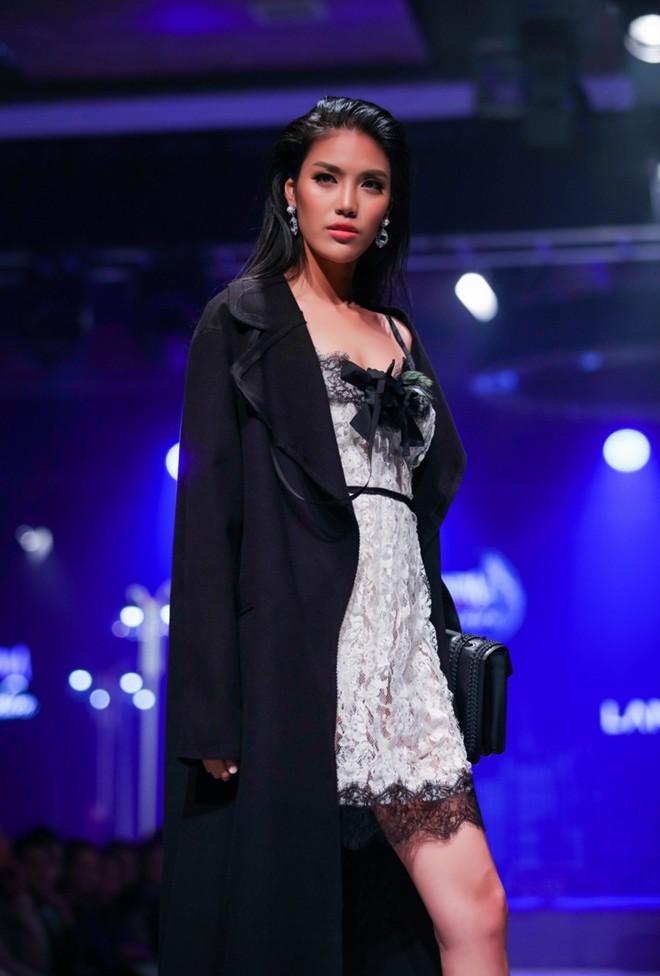 Bản lĩnh 'sao': Hoa hậu Lan Khuê tự tin đi qua sóng gió - 3