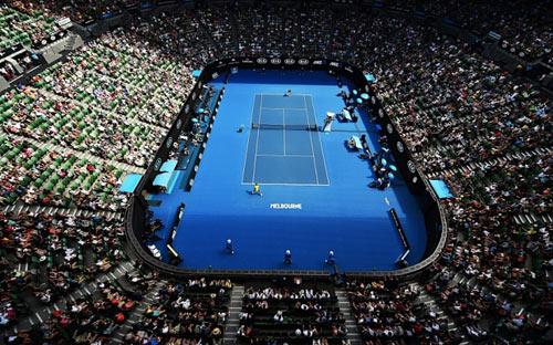 """Tennis: Môn thể thao bán độ """"khủng"""" nhất 2015 - 1"""