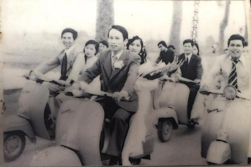 Xôn xao màn rước dâu 'đại gia và hot girl' từ năm 1981 - 1