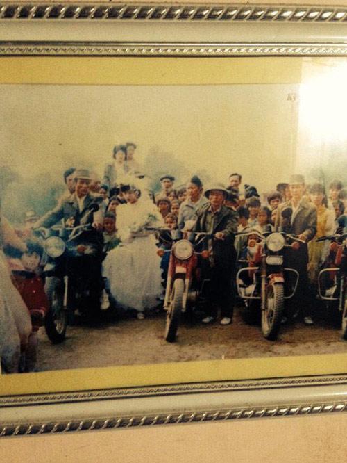Xôn xao màn rước dâu 'đại gia và hot girl' từ năm 1981 - 4
