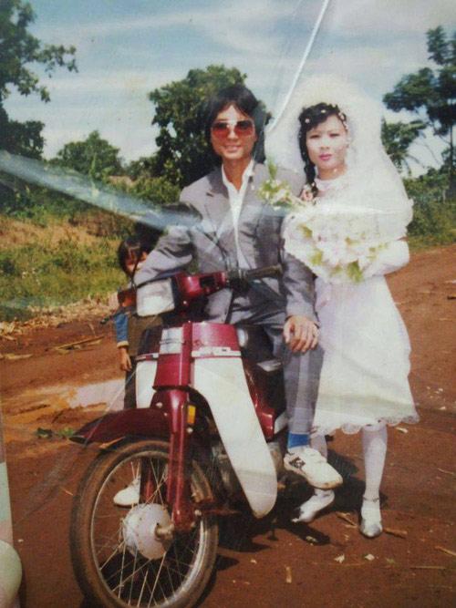Xôn xao màn rước dâu 'đại gia và hot girl' từ năm 1981 - 6